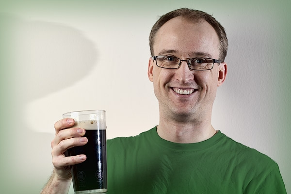 Happy St. Patrick's Day!  Hope you drank the required amount of guinness...
